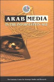 Cover of: Arab Media in the Information Age