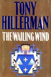 Cover of: The wailing wind: A Jim Chee/Joe Leaphorn Mystery
