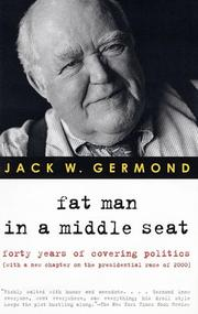 Cover of: Fat Man in a Middle Seat