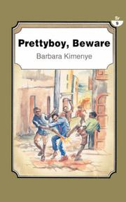 Cover of: Prettyboy, beware