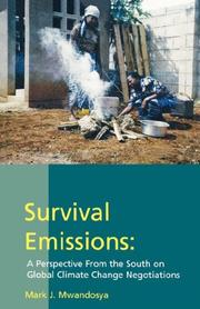 Cover of: Survival emissions
