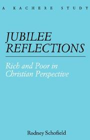 Cover of: Jubilee reflections | Rodney Schofield