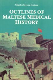 Cover of: Outlines of Maltese medical history