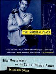 Cover of: The Immortal Class