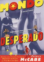 Cover of: Mondo Desperado | Patrick McCabe
