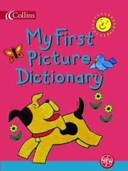 Cover of: My First Picture Dictionary (Collin's Children's Dictionaries S.)