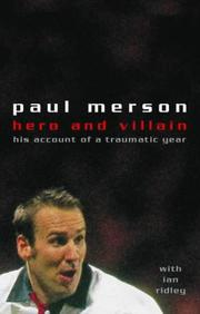Cover of: Hero and Villian | Merson