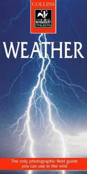 Cover of: Weather | David McWilliams Ludlum