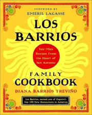 Cover of: Los Barrios Family Cookbook