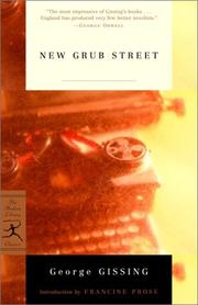 Cover of: New Grub Street | George Gissing