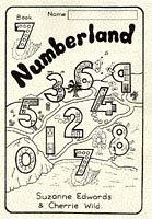 Cover of: Numberland | Suzanne Edwards, Cherrie Wild