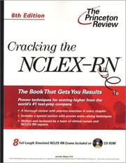 Cover of: Princeton Review