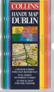 Cover of: Dublin Handy Map | England) Collins (Firm : London