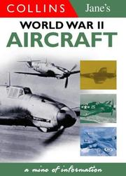 Cover of: Jane's Gem Aircraft of World War II (The Popular Jane's Gems Series)