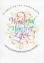 Cover of: Wonderful Words of Life