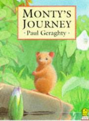 Cover of: Monty's Journey