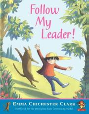 Cover of: Follow my leader!
