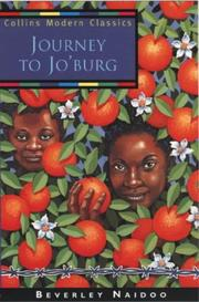 Cover of: Journey to Jo'burg