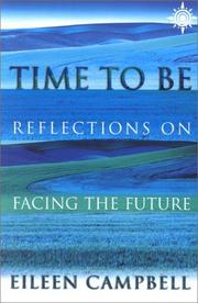 Cover of: Time to Be | Eileen Campbell