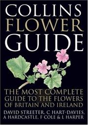 Cover of: Collins Flower Guide