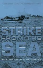 Cover of: Strike from the Sea | James Ladd