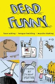 Cover of: Dead Funny | John Foster