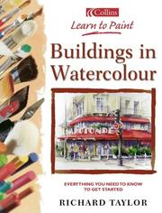Cover of: Learn to Paint Buildings in Watercolour