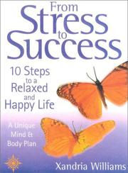 Cover of: From Stress to Success