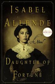 Cover of: Daughter of Fortune