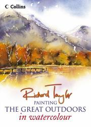 Cover of: Painting the Great Outdoors in Watercolour