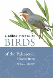 Cover of: Birds of the Palearctic