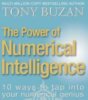 Cover of: The Power of Numerical Intelligence by Tony Buzan