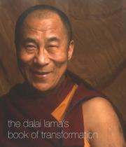 Cover of: The Dalai Lama's Book of Transformation