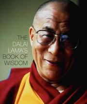 Cover of: The Dalai Lama's Book of Wisdom