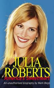 Cover of: Julia Roberts
