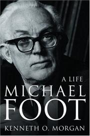 Cover of: Michael Foot