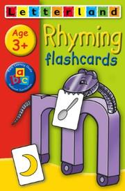 Rhyming Flashcards (Letterland Learning at Home) by Lyn Wendon