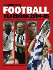 Cover of: The Times Football (soccer) Yearbook 2004-05