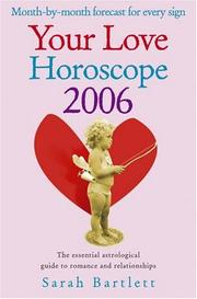 Cover of: Your Love Horoscope 2006