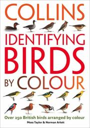 Cover of: Identifying Birds By Colour