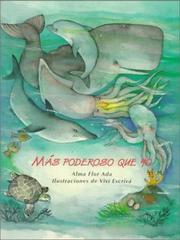 Cover of: Mas Poderoso Que Yo