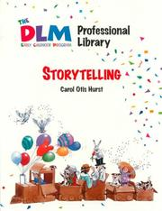 Cover of: Storytelling (The Dlm Early Childhood Professional Library 1)