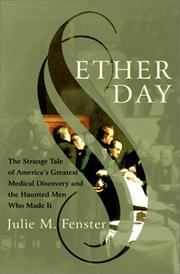 Cover of: Ether Day | Julie M. Fenster