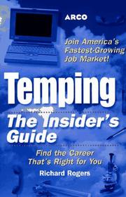 Cover of: Temping | Richard M. Rogers