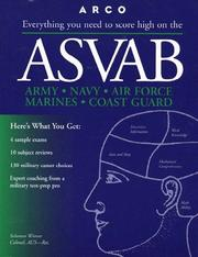 Cover of: Everything you need to score high on the ASVAB