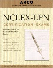Cover of: Licensed Practical Nurse Exams (Academic Test Prep)
