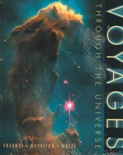 Cover of: Voyages Through the Universe/With 1998 Update