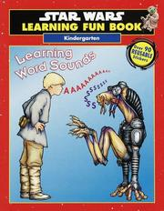 Cover of: Learning Word Sounds
