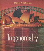 Cover of: Trigonometry (with Digital Video Companion)