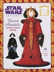 Cover of: Queen Amidala Paper Doll (A Punch & Play Book)